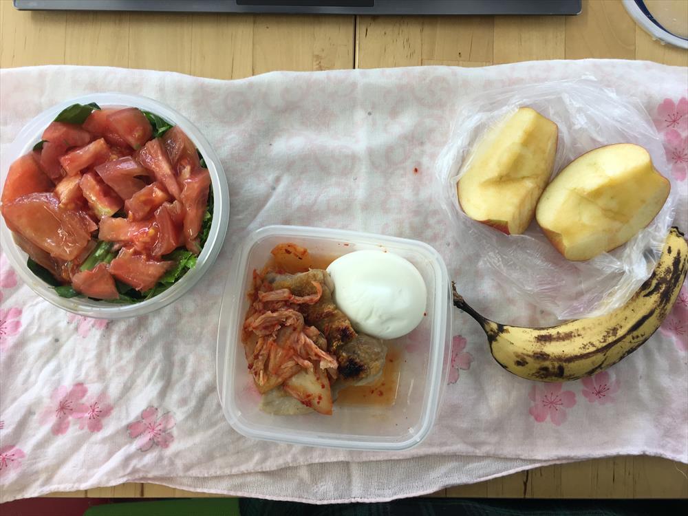 2日目のお昼ご飯
