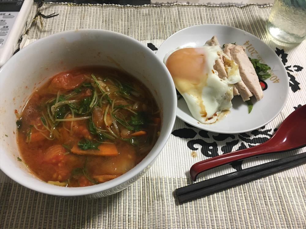 4日目夕食
