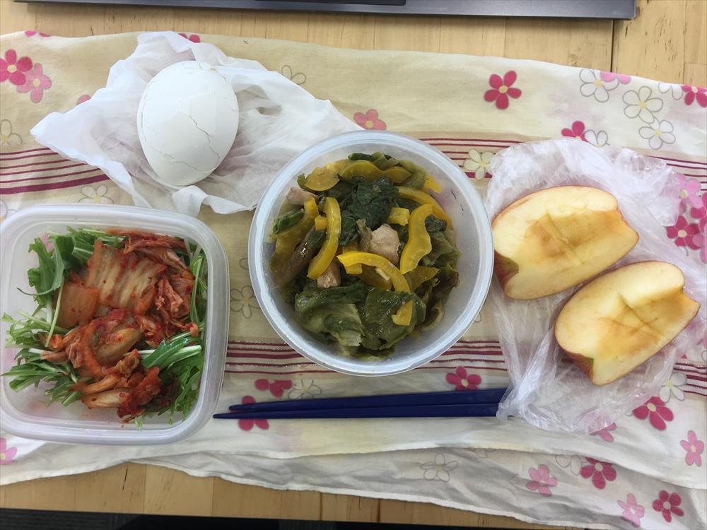 7日目昼食