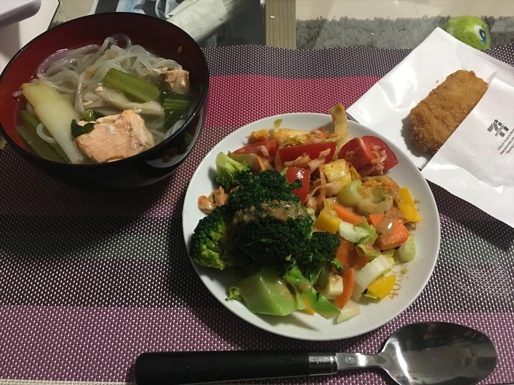 9日目夕食