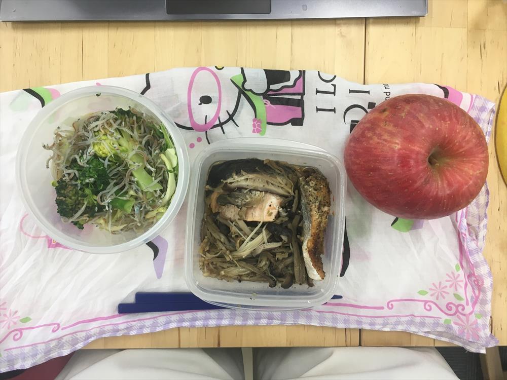 17日目昼食