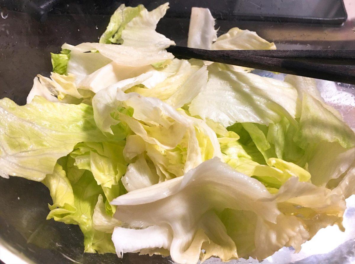 脂肪燃焼スープダイエット6日目夕食